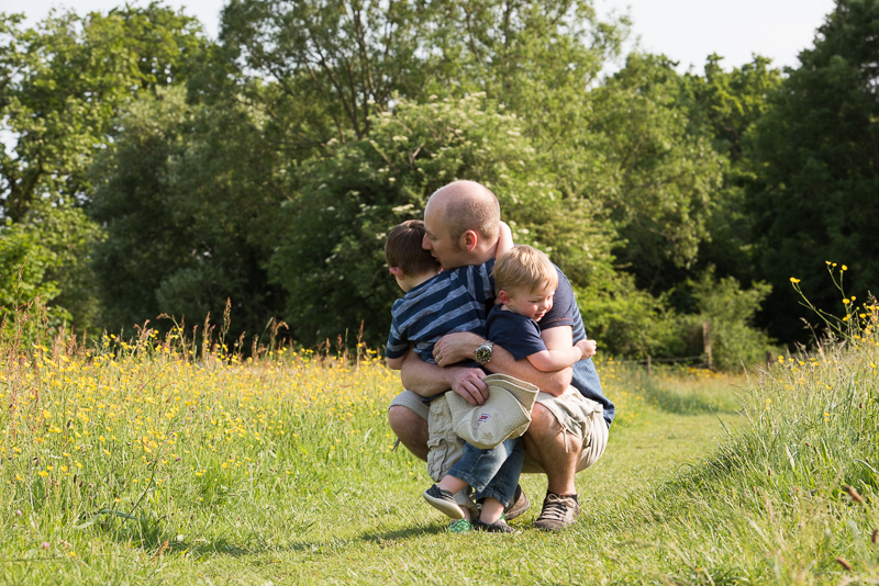 outdoor family photographer sussex